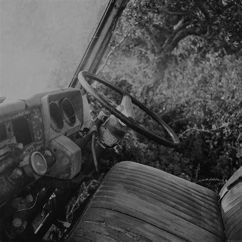 | Mo67-old-car-forest-vintage-black-dark-nature-carl-kadysz