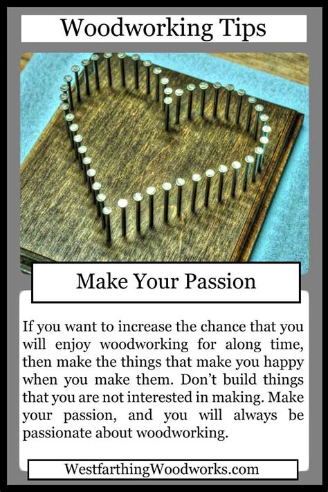 woodworking tips card   passion westfarthing
