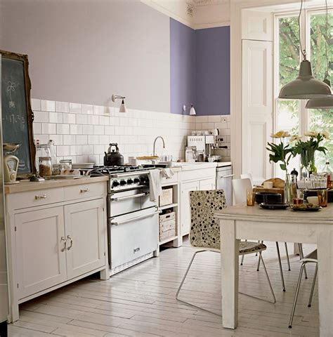 crown kitchen and bathroom paint in periwinkle cool