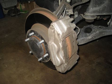 toyota tacoma front brake pads replacement guide