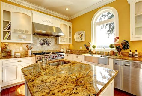 yellow and brown kitchen ideas 79 custom kitchen island ideas beautiful designs