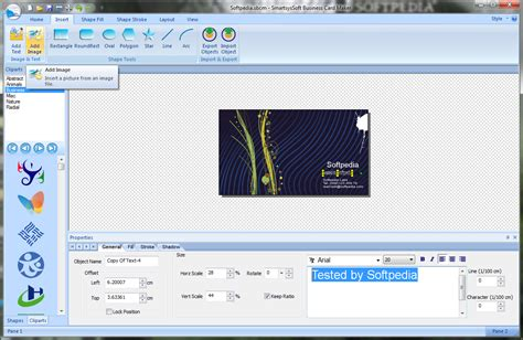 Smartsyssoft Business Card Maker 2.30 Full + Serial Key