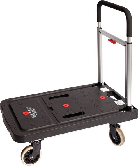 adjustable office desk costco folding dolly cart office furniture utility rolling move