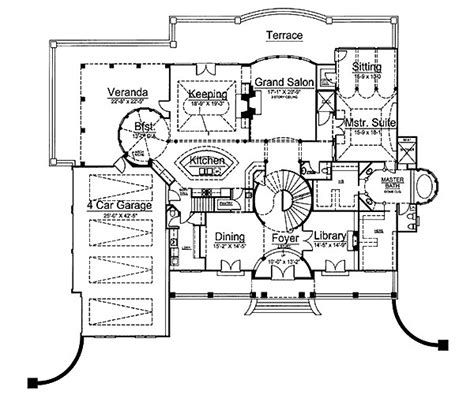 historic revival house plans historic house plans revival house design plans
