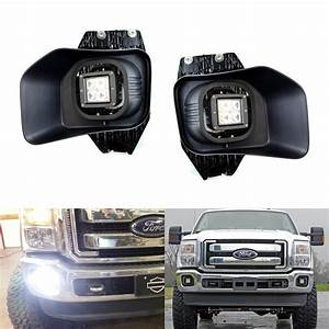 Ijdmtoy Complete 40w High Power Led Fog Lights With