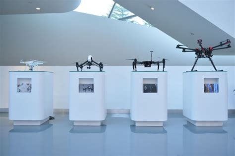 dji  opened  flagship camera drone retail store