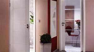prix d39une porte interieure cout moyen tarif de pose With prix d une porte interieure