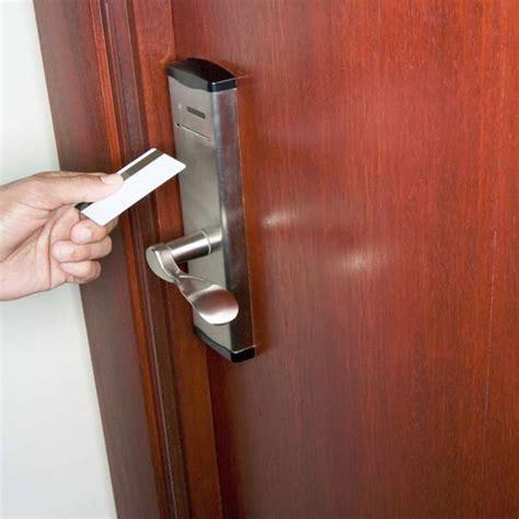 hotel door locks security tip your risk and the hotel door card lock