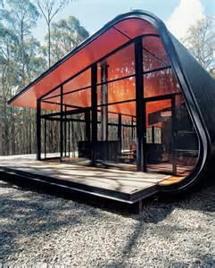 Home Interior Design Melbourne Futuristic Pod Home By Judd Architects Melbourne Australia Designrulz