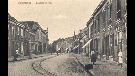 Doetinchem is a city of 45,000 people (2019) by the oude ijssel river, in the achterhoek, in the dutch province of gelderland. Doetinchem zoals het vroeger was (deel 1) - YouTube