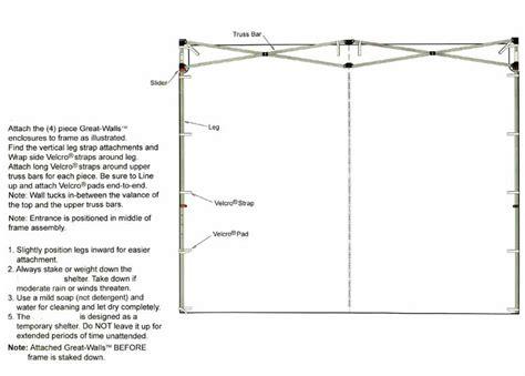 ez  canopy    canopy tent craft dome endeavor awning  custom banner hutshopcom