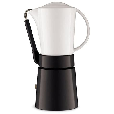 Stovetop coffee makers cost considerably less than drip coffee makers and espresso machines—to say nothing of the accumulated daily costs of coffee. Porcellana Stovetop Espresso Maker - IPPINKA