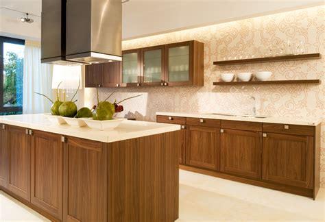 küchen modern k 252 che tapete landhaus