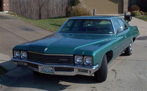 1971 Buick LeSabre 4 Door Sedan - Me and My Buick ...