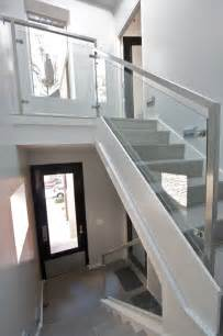 Contemporary Carpet Tiles by Glass Rails Contemporary Staircase Chicago By Iron