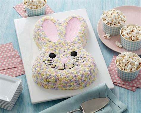 rabbit cakes   bunny special  easter