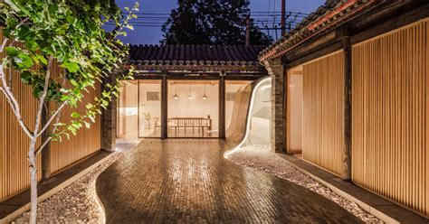 renovated historical residence features tile flowing