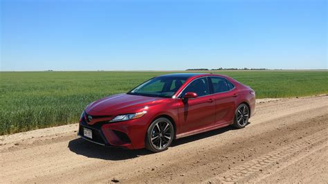 2018 Toyota Camry is Redesigned and Family Sized   Single ...