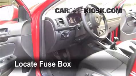 2005 Volkswagen Jettum Fuse Box Fuse Location by Interior Fuse Box Location 2005 2014 Volkswagen Jetta