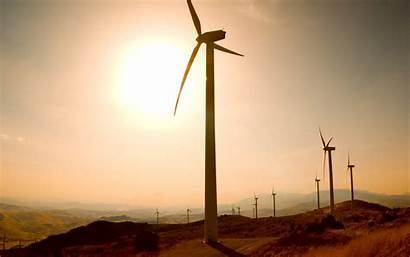 Wind Energy Desktop Wallpapers Turbines Generators Landscapes