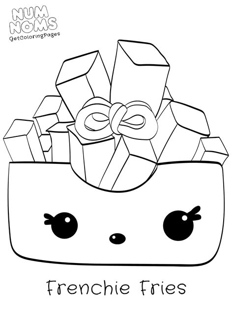 Om Nom Coloring Pages Printable