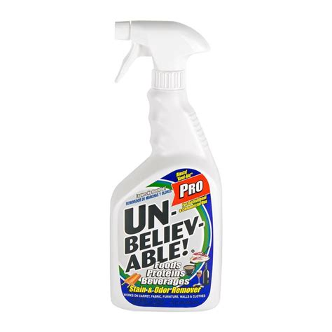 stain remover unbelievable 174 food protein beverage stain remover