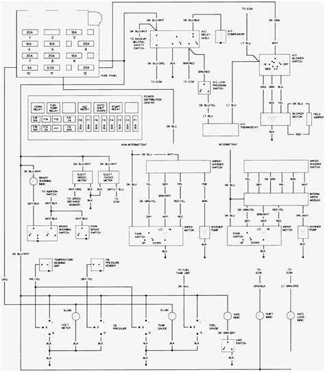 jeep cj wiring diagram 1976 cj5 ignition wiring diagram