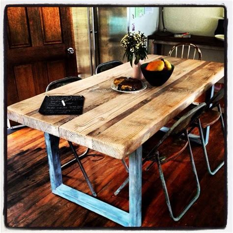 rustic country kitchen table 14 best modern rust rustic kitchen tables images on 4972