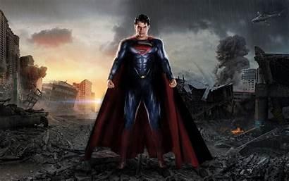 Superman Steel