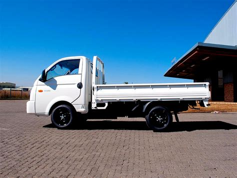 Hyundai H100 Modification by 2019 Hyundai H100 Bakkie 2 6d Deck Light Commercial