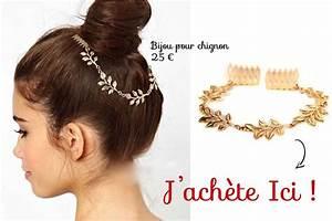 Bijoux Pour Cheveux : bijoux de cheveux pour chignon ~ Melissatoandfro.com Idées de Décoration