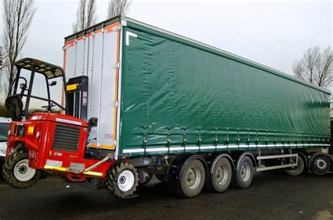 maun motors self drive hgv trailer rental 3 axle