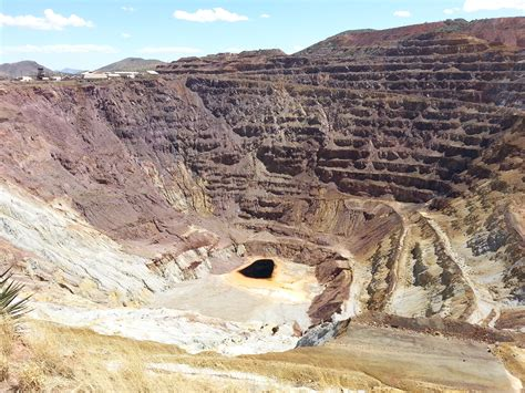 Open Pit by File The Lavender Open Pit Mine Bisbee Arizona Jpg