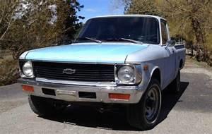 Buy Used 1979 Chevy Luv 4x4 1 8 Isuzu  4 Speed Manual