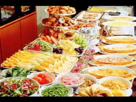 diy wedding buffet menu ideas diy wedding buffet menu ideas youtube