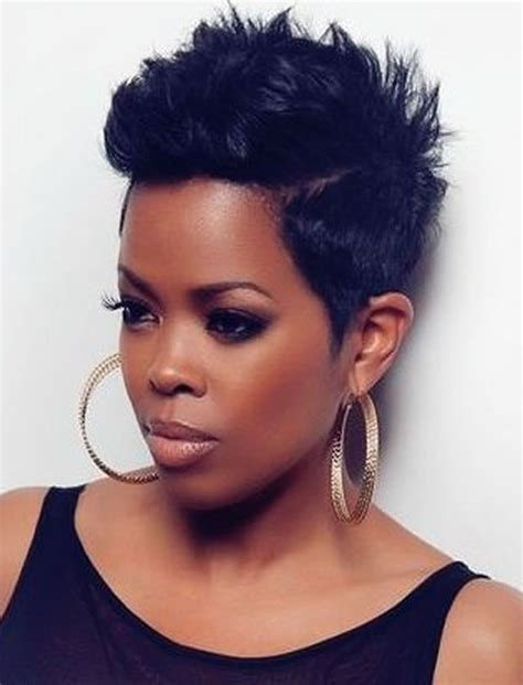 Pixie Black Hairstyles by Pixie Hairstyles For Black 2018 2019 Hairstyles