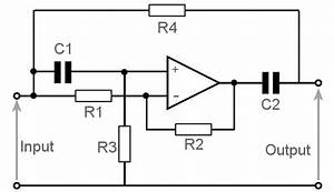 Filter Circuit Diagram