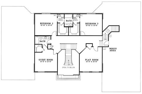 georgian floor plans georgian house plan 4 bedrms 3 5 baths 4472 sq ft