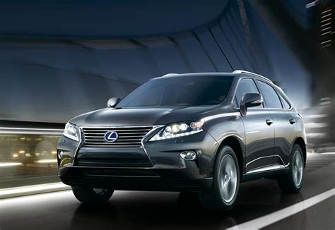 lexus rx  awd   update review  carey russ