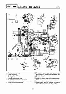 2008 Yamaha Vx1100 Cruiser Deluxe Sport Service Repair Manual