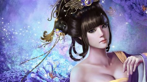 Asian Anime Wallpaper - 43 beautiful anime pictures in high