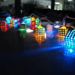 brand  magic dream color box  square led festival