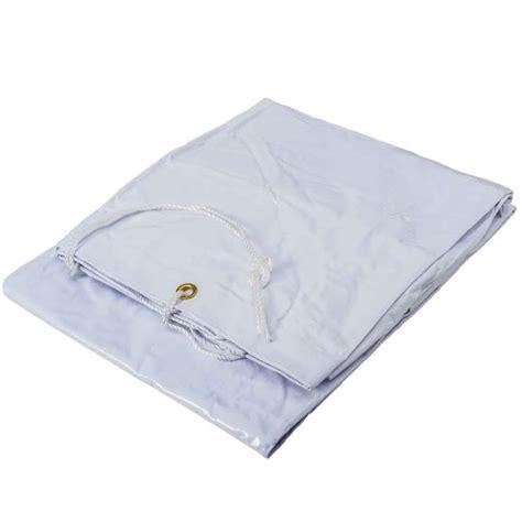 bache de protection troline b 226 che en pvc blanche 2x3m b 226 ches de protection accessoires provence outillage