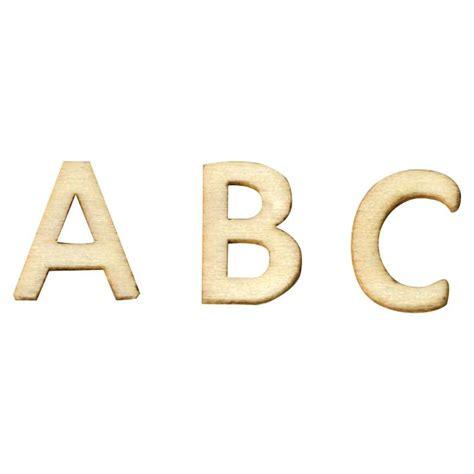 lettre cuisine en bois mini lettre en bois sachet de 162 pièces alphabet a