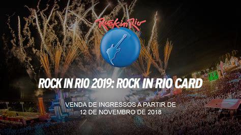 Ingresso Rock In by Rock In 2019 Guia Completo Do Festival Ombrelo