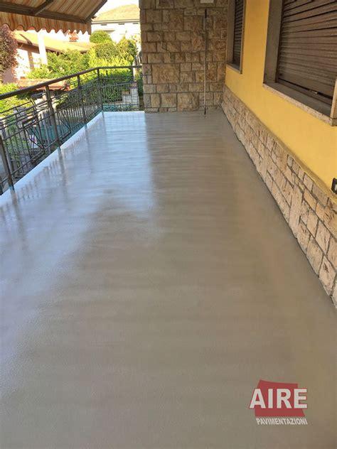 resina terrazzo pavimenti in resina per esterni