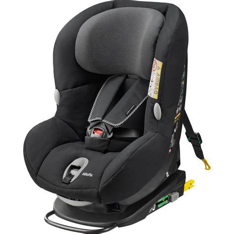 siege bebe confort milofix siège auto groupe 0 1 milofix black de bebe confort