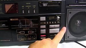 Mitsubishi Tx-l50 Cassette Auto-changer Port