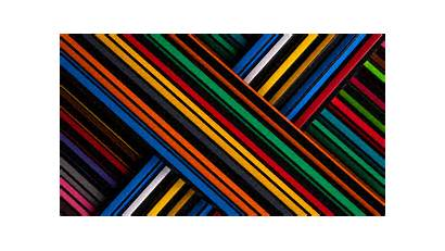 4k Abstract Lines Patterns Colorful Wallpapers Geometric