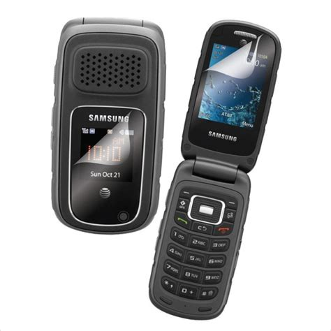 new flip phones samsung rugby 3 a997 at t gsm flip cell phone like new